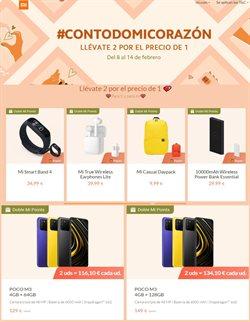 Catálogo Xiaomi ( Caducado)