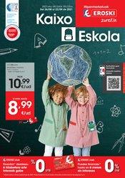 Catálogo Eroski ( 4 días más)