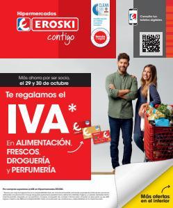 Ofertas de Eroski en el catálogo de Eroski ( Publicado ayer)