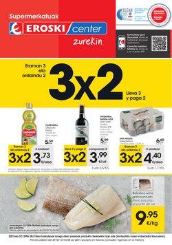 Ofertas de Hiper-Supermercados en el catálogo de Eroski ( 9 días más)