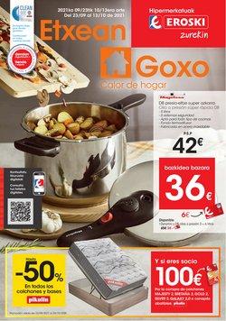 Ofertas de Hiper-Supermercados en el catálogo de Eroski ( 15 días más)