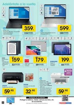 Ofertas de HP en el catálogo de Eroski ( Caduca mañana)