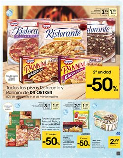 Ofertas de Pizza  en el folleto de Eroski en Bilbao
