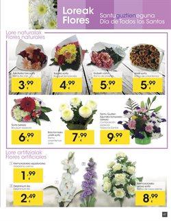 Ofertas de Jardín  en el folleto de Eroski en Bilbao