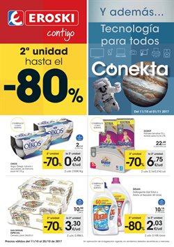 Ofertas de Eroski  en el folleto de Cartagena