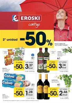 Ofertas de Eroski  en el folleto de Murcia