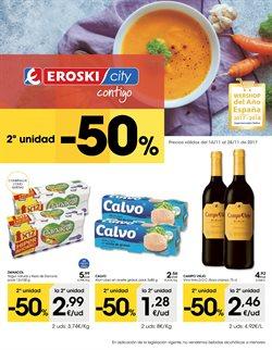 Ofertas de Eroski  en el folleto de Logroño