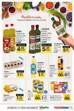 Ofertas de Aceite  en el folleto de Eroski en Tui