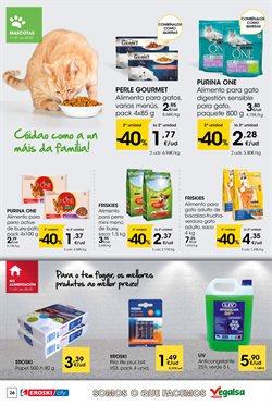 Ofertas de Animales  en el folleto de Eroski en Ourense