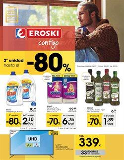 Ofertas de Hiper-Supermercados  en el folleto de Eroski en Pamplona