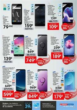 Ofertas de Smartphones  en el folleto de Eroski en A Coruña