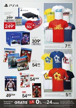 Ofertas de Juegos PS4  en el folleto de Eroski en Dos Hermanas