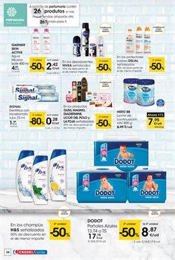 Ofertas de Desodorante  en el folleto de Eroski en Vigo