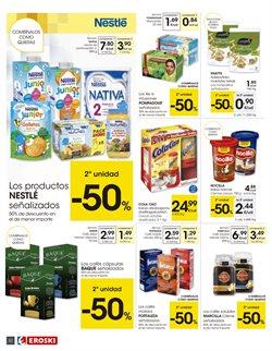Ofertas de Cacao soluble  en el folleto de Eroski en Bilbao