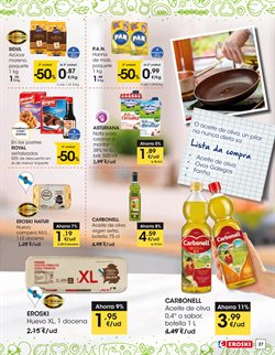 Ofertas de Aceite de oliva  en el folleto de Eroski en A Coruña