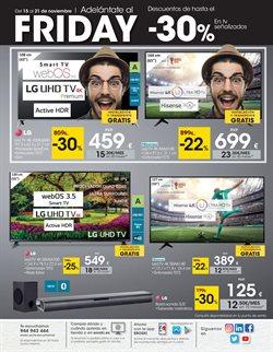 Ofertas de Smart tv led 55''  en el folleto de Eroski en Dos Hermanas