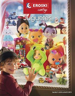 Ofertas de Juguetes y bebes  en el folleto de Eroski en Alcalá de Henares