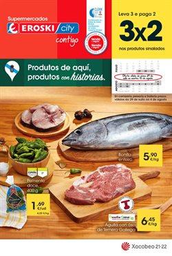 Ofertas de Hiper-Supermercados en el catálogo de Eroski ( 7 días más)