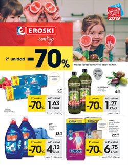 Ofertas de Eroski  en el folleto de Elda