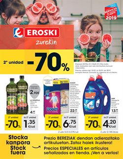 Ofertas de Eroski  en el folleto de Vitoria