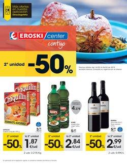 Ofertas de Vino tinto  en el folleto de Eroski en Palma de Mallorca