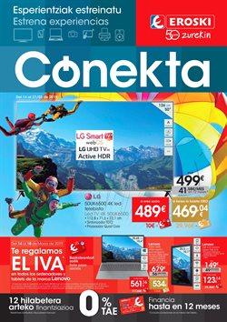 Ofertas de LG  en el folleto de Eroski en Bilbao