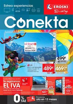 Ofertas de Informática y electrónica  en el folleto de Eroski en Ferrol
