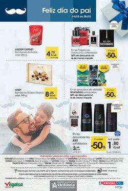 Ofertas de Afeitado  en el folleto de Eroski en A Coruña