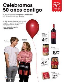 Ofertas de Vino tinto  en el folleto de Eroski en Coslada