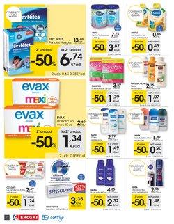 Ofertas de Evax  en el folleto de Eroski en Mairena del Aljarafe