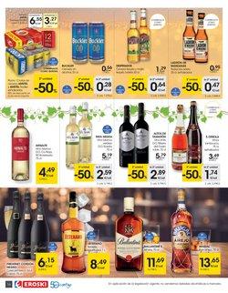 Ofertas de Cerveza sin alcohol  en el folleto de Eroski en Murcia