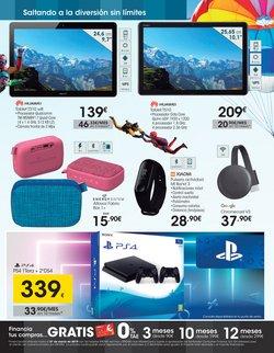Ofertas de Huawei  en el folleto de Eroski en Vila-real