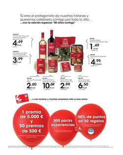 Ofertas de Vino  en el folleto de Eroski en Palma de Mallorca