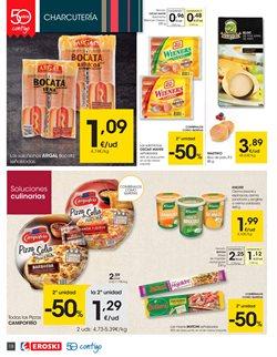 Ofertas de Knorr  en el folleto de Eroski en Murcia