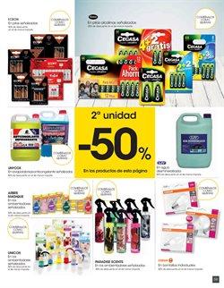 Ofertas de Aceites y líquidos  en el folleto de Eroski en Murcia