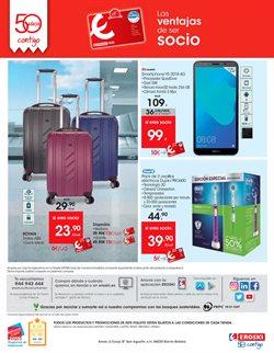 Ofertas de Smartphones Huawei  en el folleto de Eroski en Oviedo