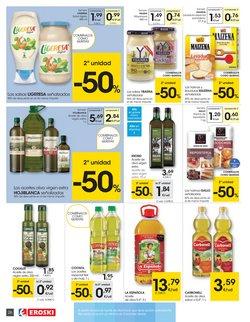 Ofertas de Aceite de oliva  en el folleto de Eroski en Velez