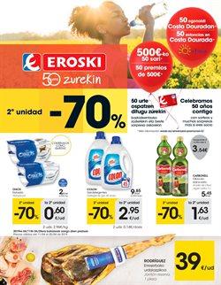 Ofertas de Hiper-Supermercados  en el folleto de Eroski en Bilbao