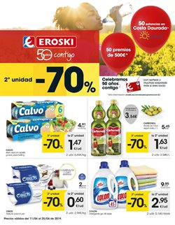 Ofertas de Eroski  en el folleto de Burjassot