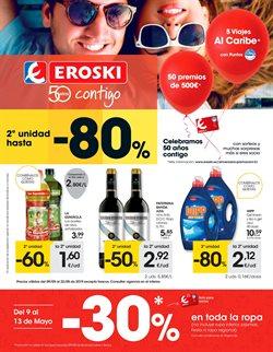 Ofertas de Eroski  en el folleto de Burlada-Burlata