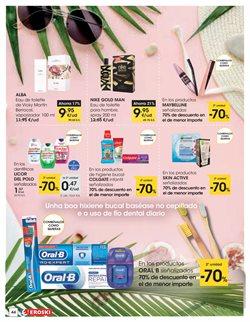 Ofertas de Perfumes  en el folleto de Eroski en A Coruña
