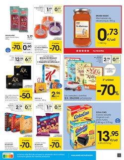 Ofertas de Cereales  en el folleto de Eroski en Málaga