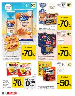 Ofertas de Chocolate  en el folleto de Eroski en Oviedo