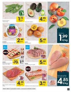 Ofertas de Pechuga de pollo  en el folleto de Eroski en Córdoba