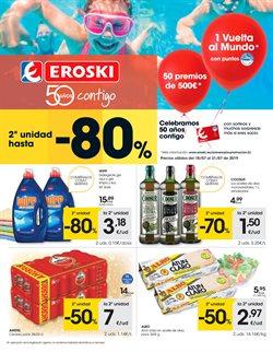 Ofertas de Eroski  en el folleto de Mijas