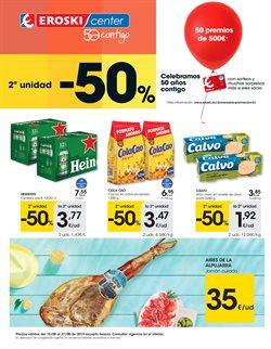 Ofertas de Hiper-Supermercados  en el folleto de Eroski en Inca