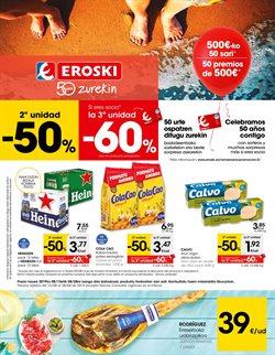 Ofertas de Hiper-Supermercados  en el folleto de Eroski en Durango