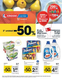 Ofertas de Hiper-Supermercados  en el folleto de Eroski en Usurbil