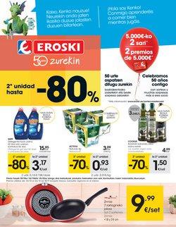 Ofertas de Eroski  en el folleto de Barakaldo