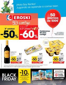 Ofertas de Eroski  en el folleto de Calahorra